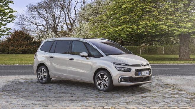 Citroën Grand C4 Picasso vstupuje na český trh.