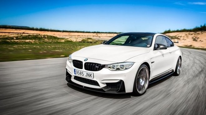 BMW M4 Competition Sport (2016)