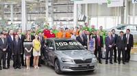Škoda Superb 3: generace slaví výrobní úspěch
