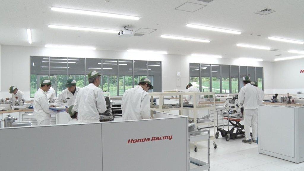 Honda rozšířila svou továrnu v Anglii, chystá se na dodávky motorů dalšímu týmu - anotační obrázek