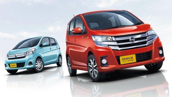 Nissan kupuje podíl v Mitsubishi, za což může i model Dayz.