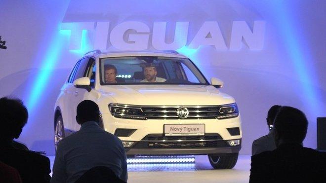 Nový Volkswagen Tiguan (2016)