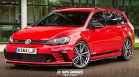 Volkswagen Golf GTI Clubsport Variant je zřejmě nesplnitelným snem - anotační foto