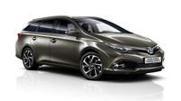 Toyota Auris Touring Sports v provedení pro nový modelový rok.