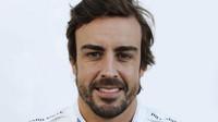 Fernando Alonso v Barceloně