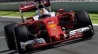Ferrari přišlo na to, proč bylo pomalé, během testů ve Španělsku to prověří Vettel - anotační foto