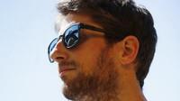 Romain Grosjean v Barceloně
