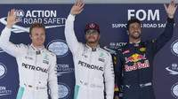 FOTO: Kvalifikace ve Španělsku - Mercedes opět na čele, Ferrari až z 3. řady