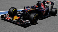 NEJRYCHLEJŠÍ KOLO ve Španělsku předvedl Kvjat přeřazený k Toro Rosso - anotační obrázek