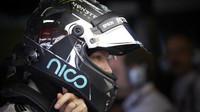 Nico Rosberg v Barceloně