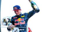 Max Verstappen, nejmladší vítěz Formule 1