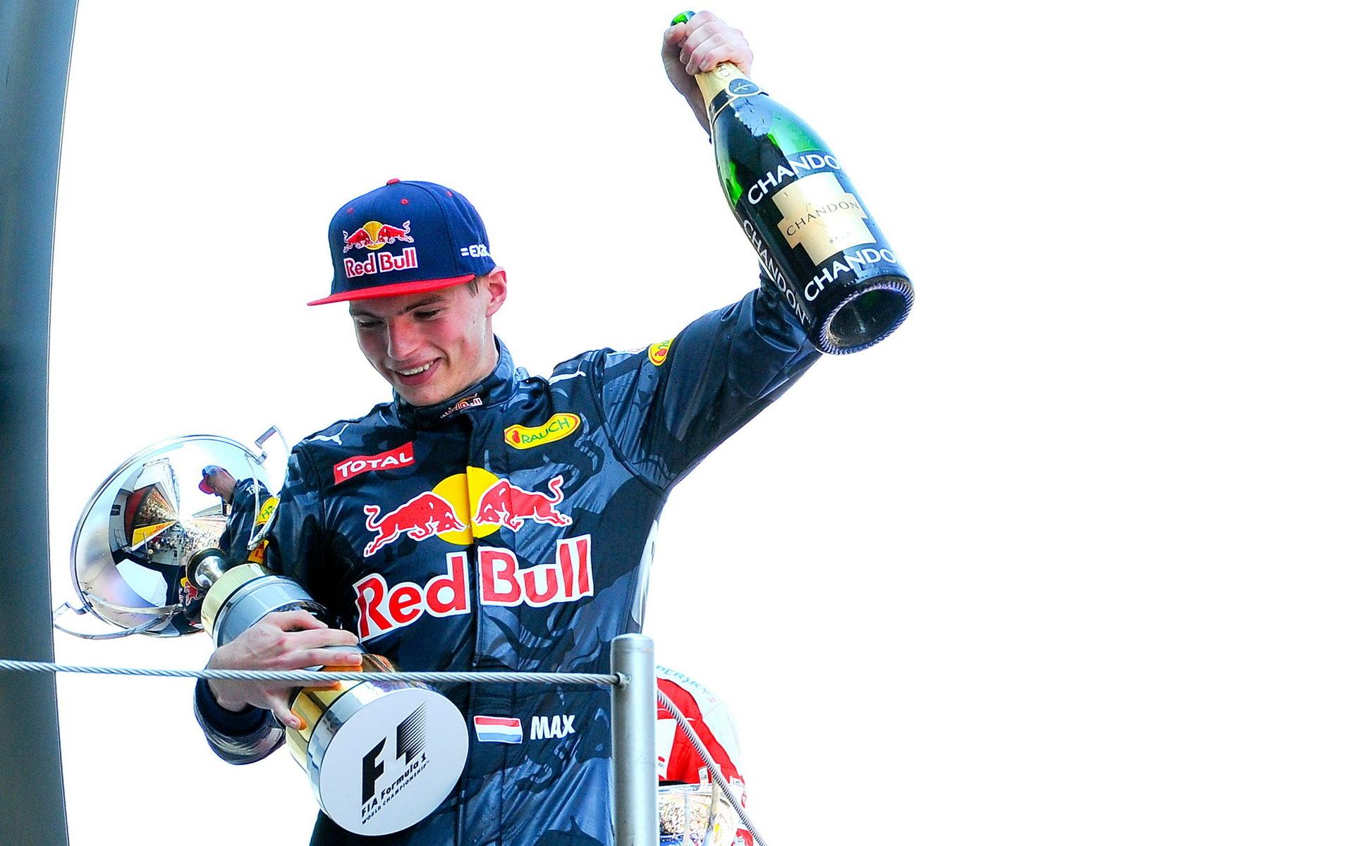 Berger o Verstappenovi: Dá se již řadit k těm nejlepším pilotům v historii F1? - anotační foto