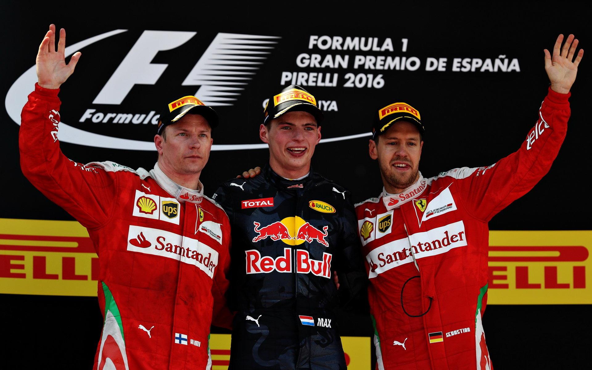 Ferrari svou příležitost ve Velké ceně Španělska promarnilo