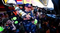 Max Verstappen, nejmladší vítěz Formule 1 v Barceloně