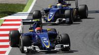 Interní souboj v Sauberu skončil pro Ericssona potrestáním (ilustrační foto)