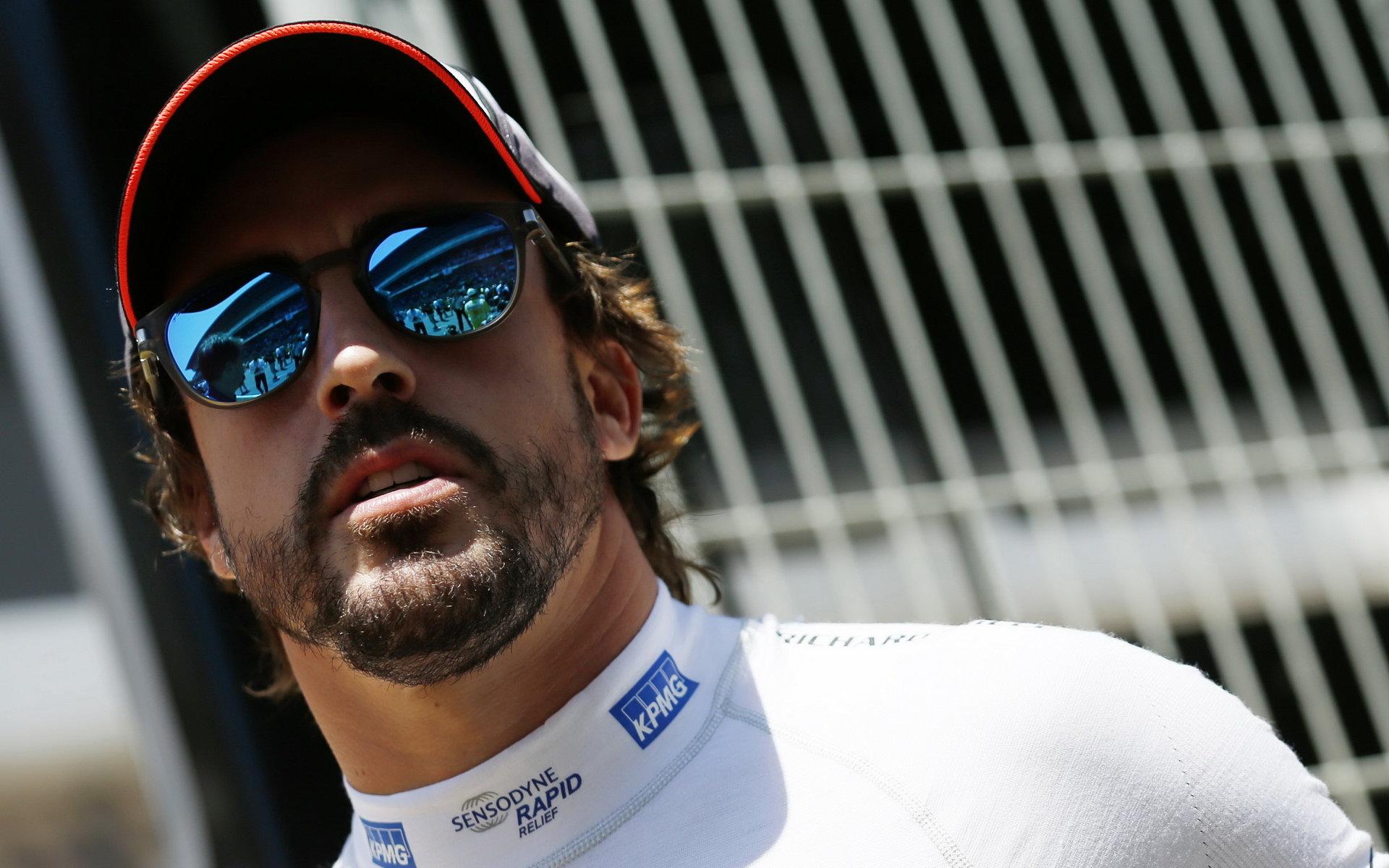 Alonso dostane pro závodní víkend v Monaku nový motor - anotační foto