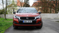 DS 4 Crossback 1.6 BlueHDi EAT6