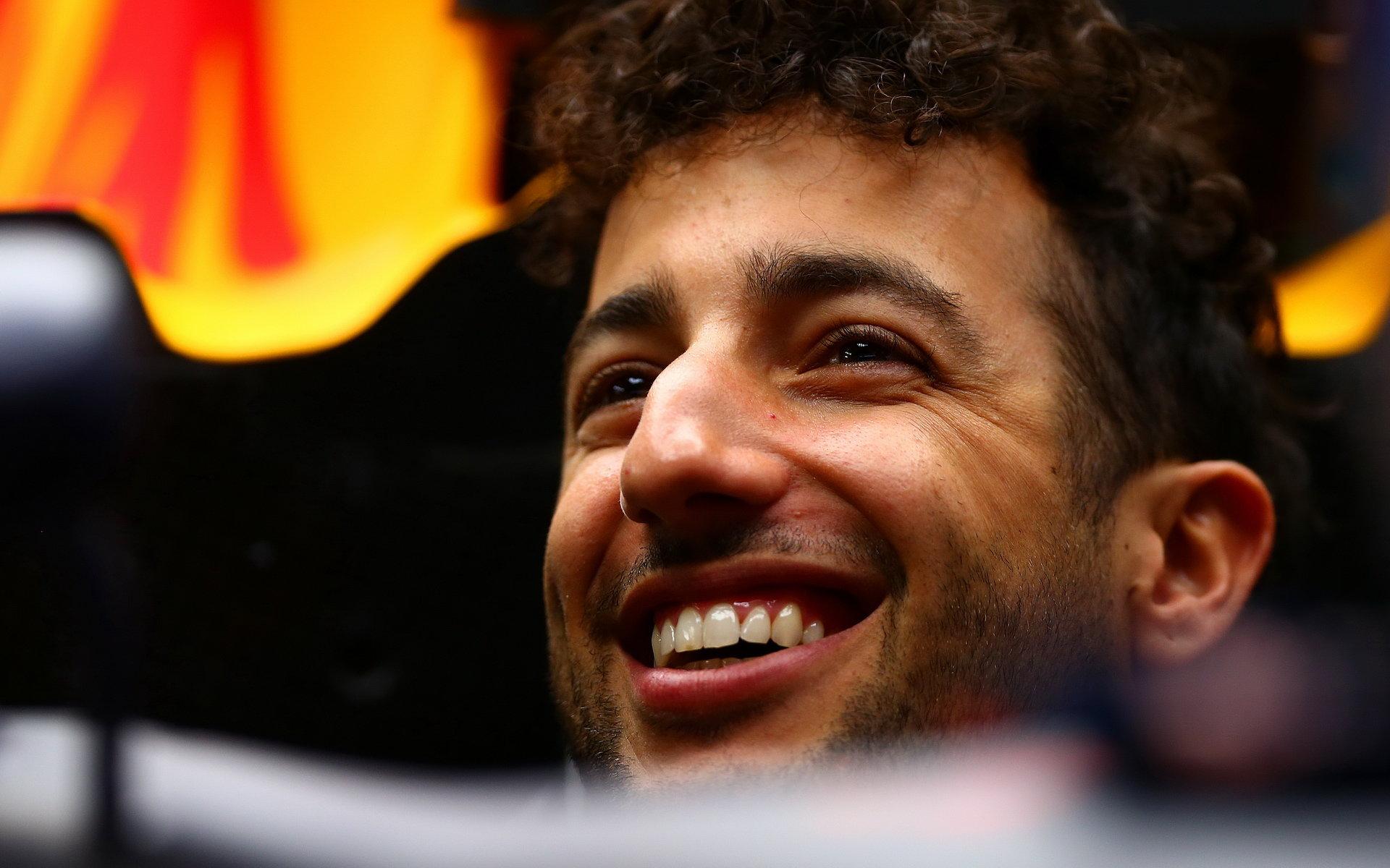 Red Bull vybral Ricciarda, který v Monaku použije vylepšený motor Renault - anotační obrázek
