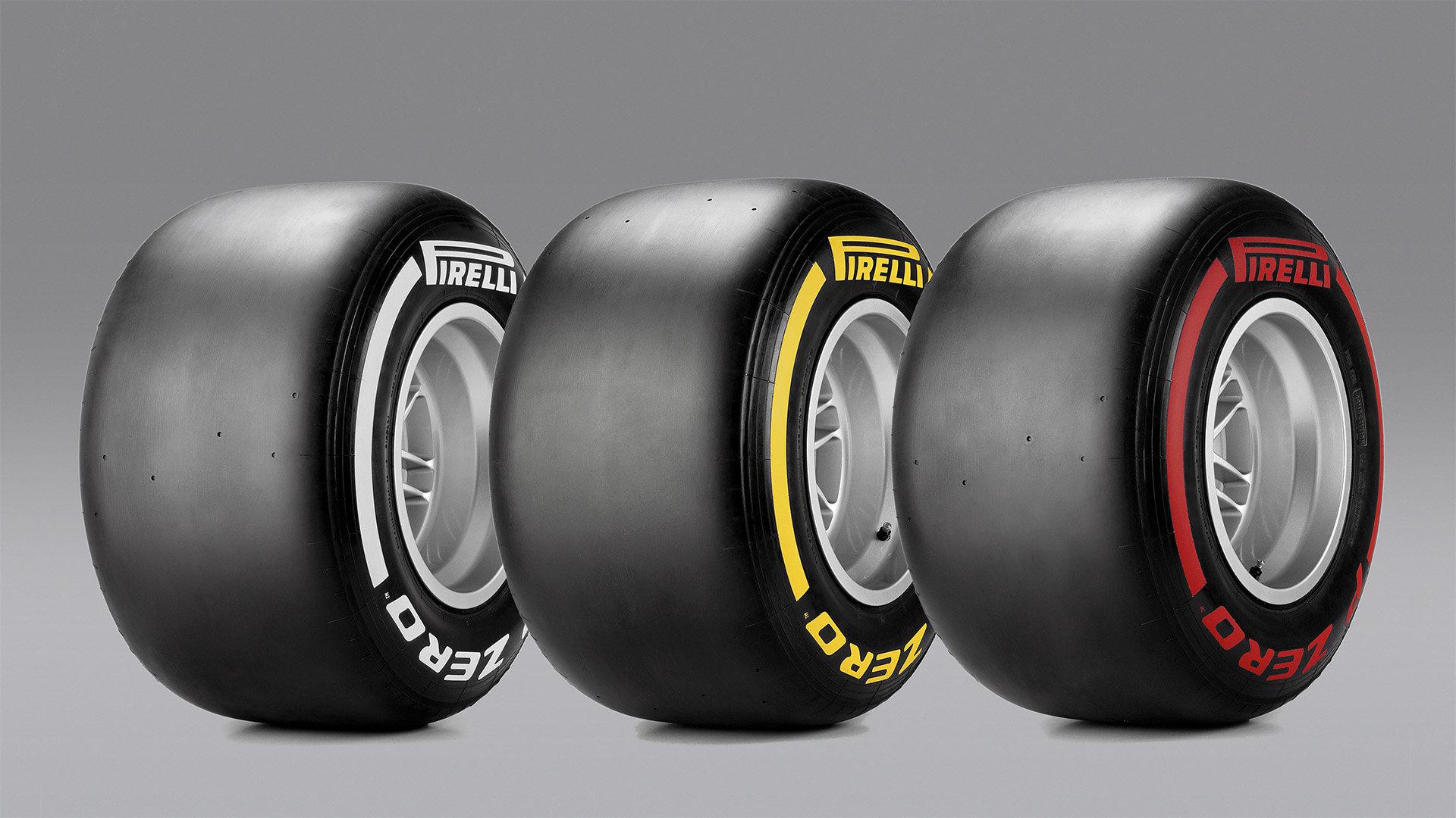 Výběr pneumatik pro Monzu: Hamilton a Vettel odvážnější než jejich týmoví kolegové - anotační foto