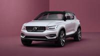 Volvo chystá novou generaci řady 40, dorazí jako elektromobil i plug-in hybrid - anotační obrázek
