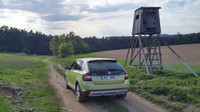 Škoda Rapid Scoutline 1,6 TDI