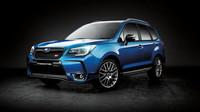 Subaru Forester tS STI je snem nejednoho fanouška značky, k nám ale nepřijde.