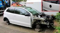 Volkswagen Polo se stalo obětí zlodějů v Nizozemsku