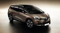 Sedmimístný Renault Grand Scénic přichází, transformaci na crossover se nevyhnul