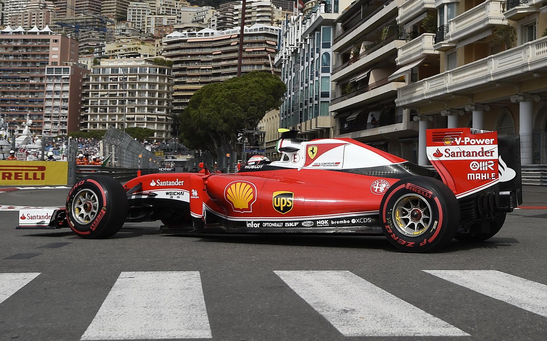Räikkönen: Máme mnohem lepší auto, než napovídají výsledky - anotační foto