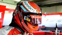 Kimi Räikkönen v Monaku