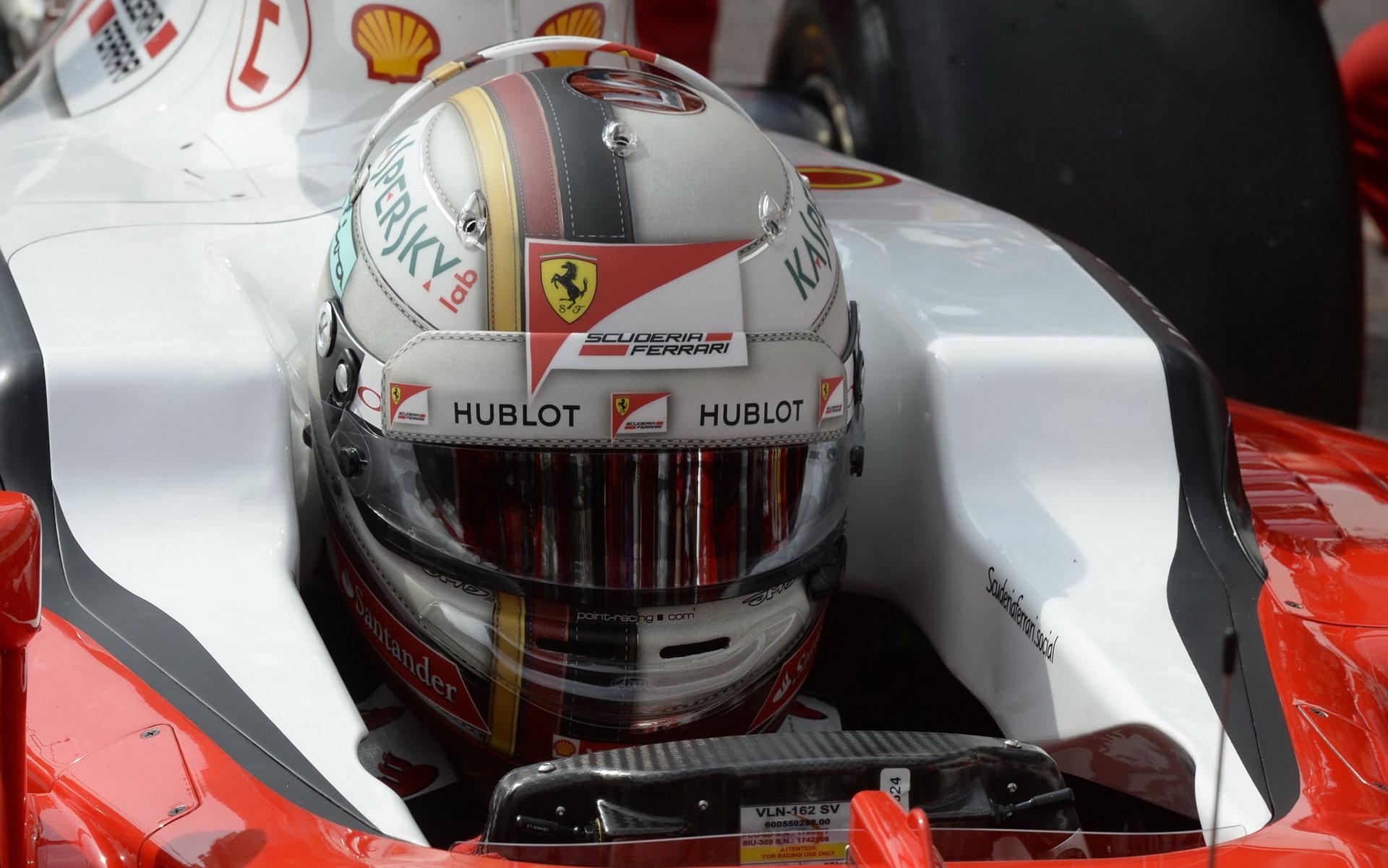 Rozhovor s Vettelem: Hrozba Red Bullu je skutečná - anotační foto