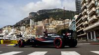 Může McLaren v Monaku postoupit do Q3 a bodovat? Boullier: Ano, ale... - anotačno foto