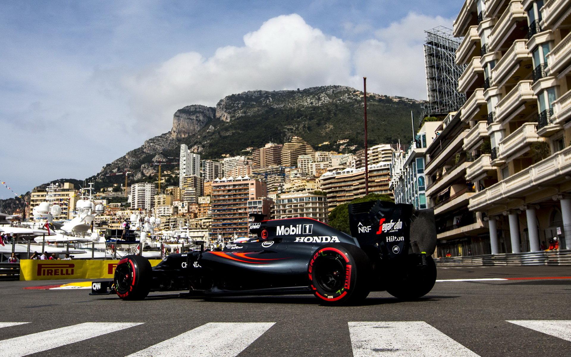Může McLaren v Monaku postoupit do Q3 a bodovat? Boullier: Ano, ale... - anotační foto