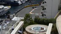 Trať v Monaku