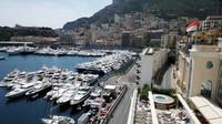 FOTO: Čtvrteční tréninky v malebném Monaku