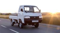 Suzuki Super Carry patří ke nejjednodušším užitkovým vozům na světě.