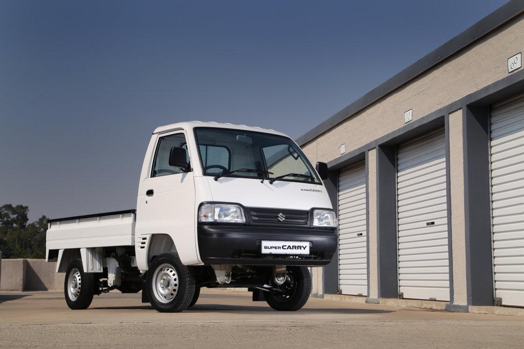 Suzuki uvádí extrémně jednoduchý valník, našlo by Super Carry uplatnění i u nás? - anotační foto