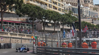 Marcus Ericsson v Monaku