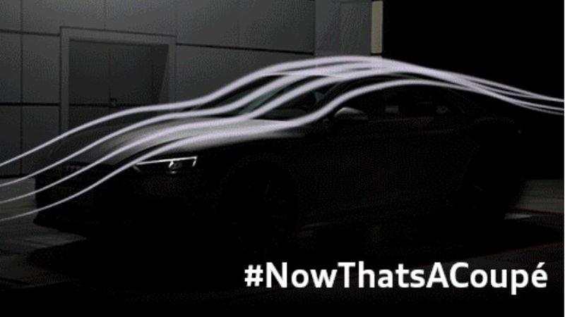 Audi ukázalo světlomet nové generace A5ky. Kdy se ukáže celé auto? - anotační foto