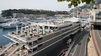 Trénink v Monaku