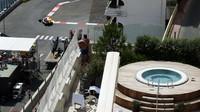 Ttrénink v Monaku
