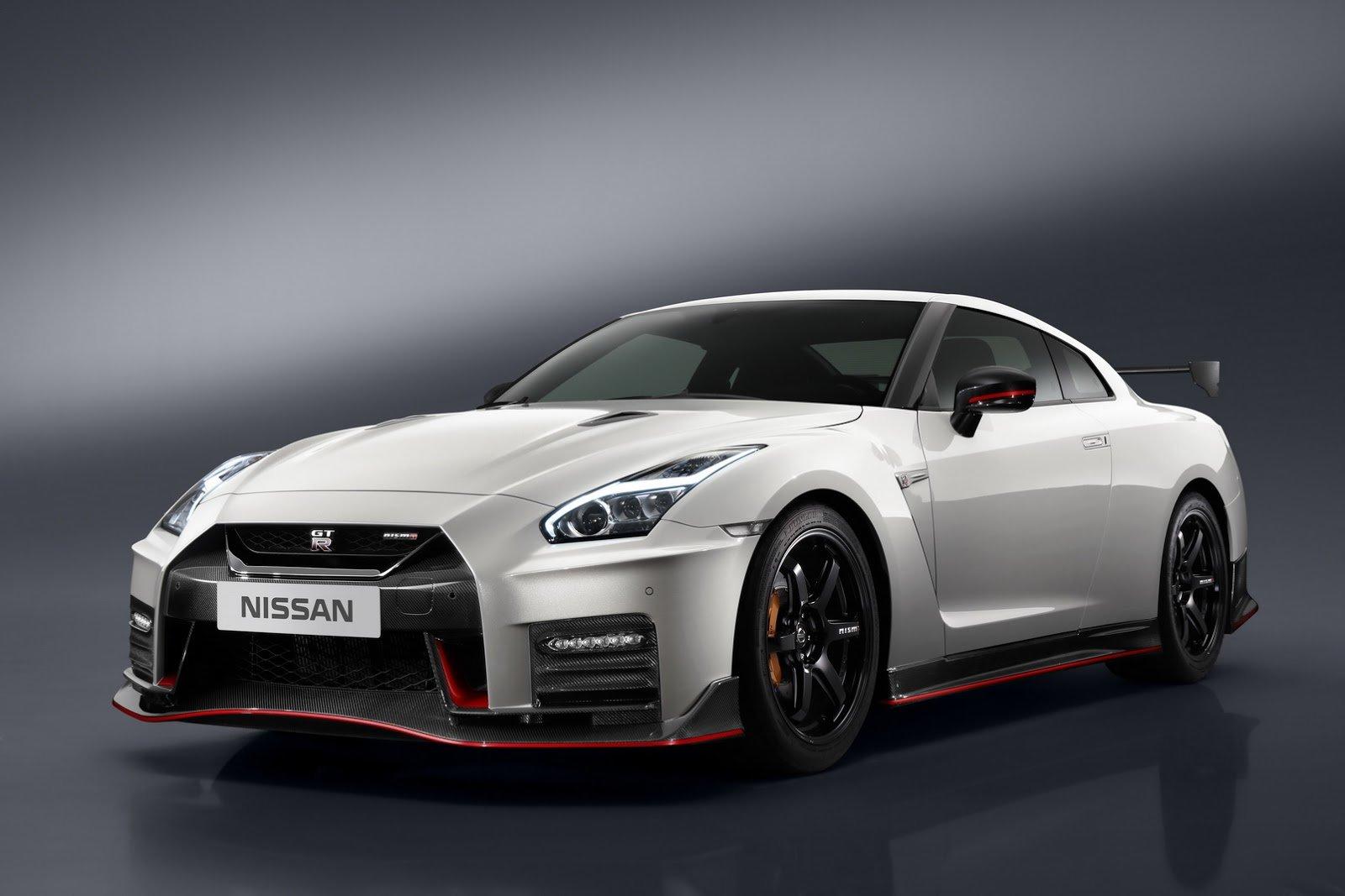 Nissan GT-R Nismo nabídne ještě lepší jízdní vlastnosti, výkon se nezměnil - anotační foto