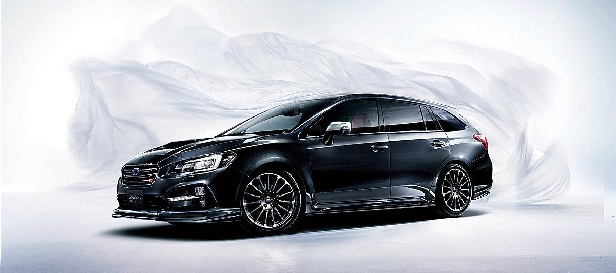 Subaru Levorg STI Sport je konečně tady. V červenci jde do prodeje, ale co Evropa? - anotační foto