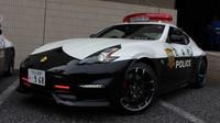 Nissan 370Z Nismo jako posila Tokijské policie