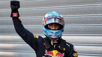 Daniel Ricciardo po kvalifikaci v Monaku