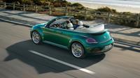 Volkswagen Beetle přijíždí ve zmodernizovaném provedení, změny jsou ale spíše decentní.