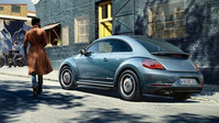 Omlazený Volkswagen Beetle je dostupný i u nás, edici Denim dostalo jen kupé.