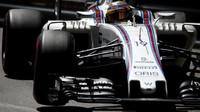 Felipe Massa při kvalifikaci v Monaku