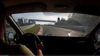 Renault Traffic na Nurburgringu