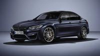 Nová edice BMW M3 30 Jahre slaví třicet let existence sportovní eMtrojky. - anotačno foto